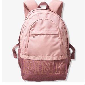 Brand New VS Pink Collegiate Backpack